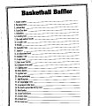 Basketball Baffler Questions And Answers